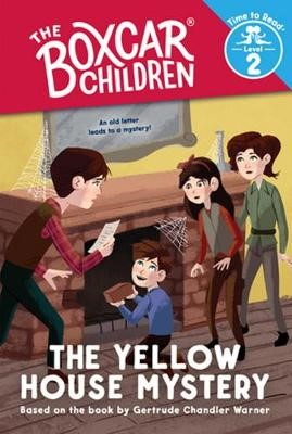 The Yellow House Mystery (The Boxcar Children: Time to Read, Level 2) -