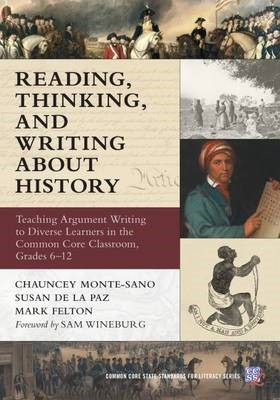 Reading, Thinking, and Writing About History -