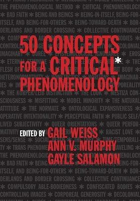 50 Concepts for a Critical Phenomenology -