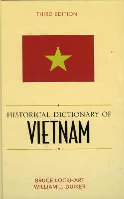 Historical Dictionary of Vietnam - pr_236516