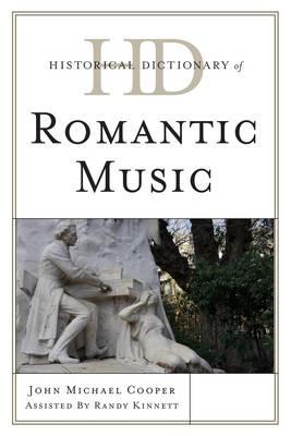 Historical Dictionary of Romantic Music - pr_98883