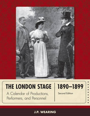 The London Stage 1890-1899 -