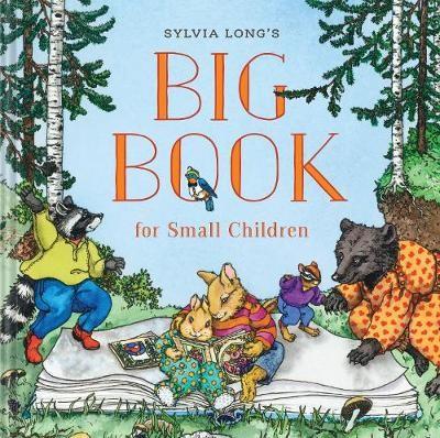 Sylvia Long's Big Book for Small Children - pr_173582