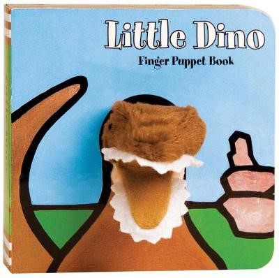 Little Dino: Finger Puppet Book - pr_97757