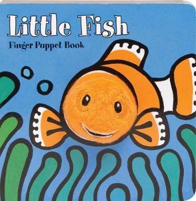 Little Fish Finger Puppet - pr_90448