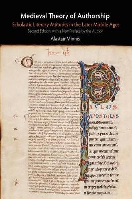Medieval Theory of Authorship - pr_84561