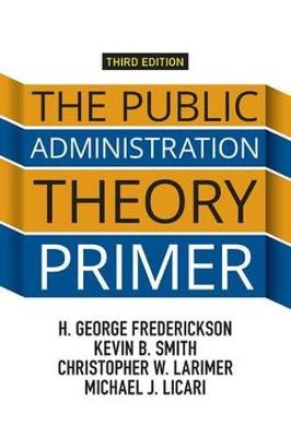 The Public Administration Theory Primer - pr_237794