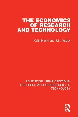 The Economics of Research and Technology - pr_1752896