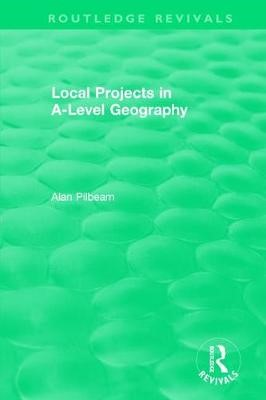 Local Projects in A-Level Geography - pr_1748953