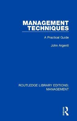Management Techniques -