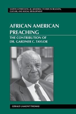 African American Preaching - pr_100163