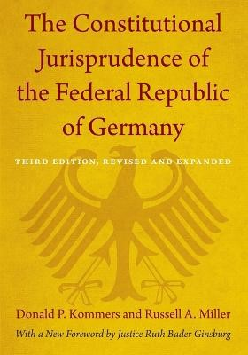 The Constitutional Jurisprudence of the Federal Republic of Germany - pr_246240
