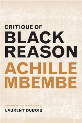 Critique of Black Reason -