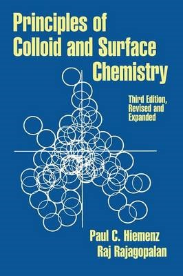 Principles of Colloid and Surface Chemistry, Revised and Expanded - pr_198159