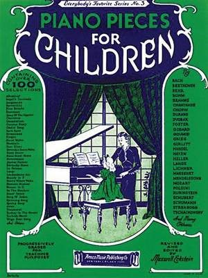 Piano Pieces for Children (Efs 3) -