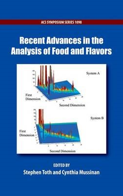 Recent Advances in the Analysis of Food and Flavors - pr_274785
