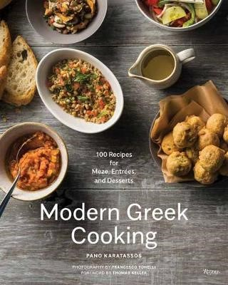 Modern Greek Cooking -