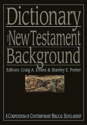 Dictionary of New Testament Background - pr_37294