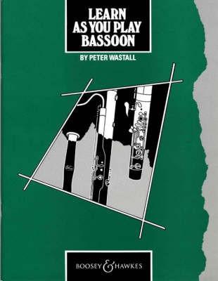 Learn as You Play Bassoon -