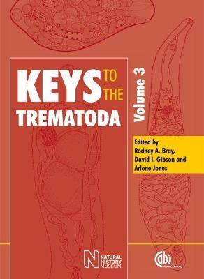 Keys to the Trematoda, Volume 3 - pr_69744