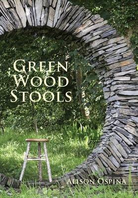 Green Wood Stools - pr_16426