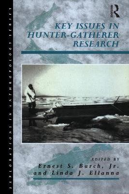Key Issues in Hunter-Gatherer Research - pr_16668