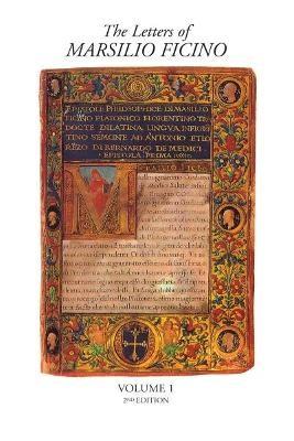 The Letters of Marsilio Ficino -