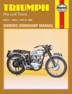 Triumph Pre-Unit Twins (47 - 62) - pr_67194