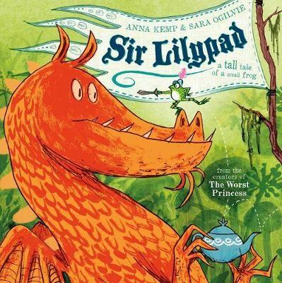 Sir Lilypad -