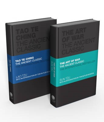The Ancient Classics Collection: The Art of War & Tao Te Ching - pr_210617