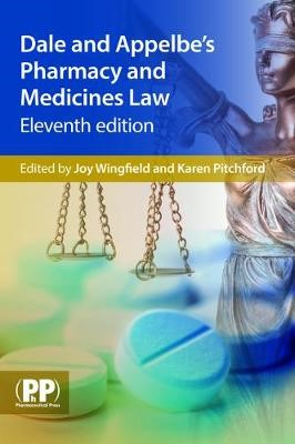 Dale and Appelbe's Pharmacy and Medicines Law - pr_19412