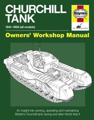 Churchill Tank Owners' Workshop Manual - pr_148586