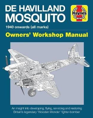de Havilland Mosquito Owners' Workshop Manual - pr_148781