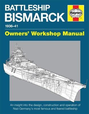 Battleship Bismarck Owners' Workshop Manual - pr_173294