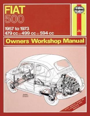 Fiat 500 Owner's Workshop Manual - pr_284870