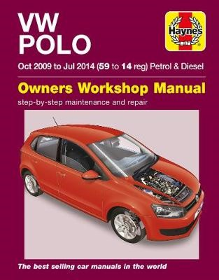 VW Polo Petrol And Diesel (Oct 09 - Jul 14) 59 To 14 - pr_320048