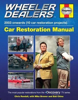 Wheeler Dealers Car Restoration Manual - pr_176834