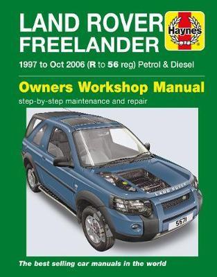 Land Rover Freelander 97-06 - pr_121565