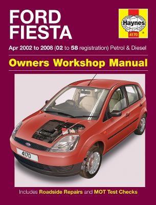 Ford Fiesta Petrol & Diesel Apr 02 - 08 (02 to 58 reg) - pr_66635