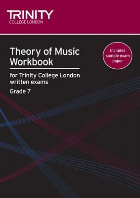 Theory of Music Workbook Grade 7 (2009) -
