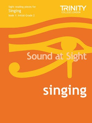 Sound At Sight Singing Book 1 (Initial-Grade 2) -