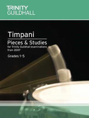 Timpani Pieces & Studies Grades 1-5 -