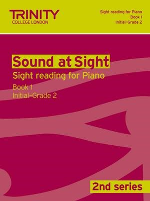 Sound At Sight (2nd Series) Piano Book 1 Initial-Grade 2 -