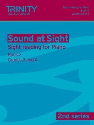 Sound At Sight (2nd Series) Piano Book 2 Grades 3-4 -
