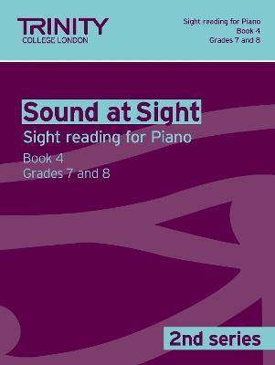 Sound At Sight (2nd Series) Piano Book 4 Grades 7-8 - pr_109628