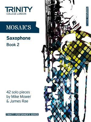 Mosaics - Saxophone Book 2 - pr_306838