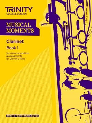 Musical Moments - Clarinet Book 1 - pr_306863