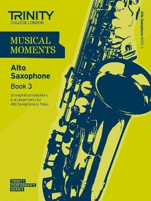 Musical Moments - Alto Saxophone Book 3 - pr_306850