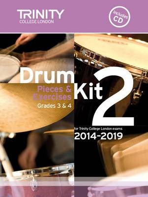 Drum Kit 2 Grades 3 - 4 -