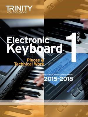 Electronic Keyboard 2015-2018. Grade 1 -